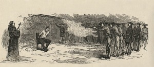 The Execution of William Walker.