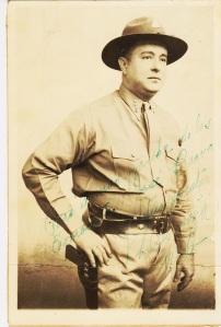 Anastasio Somoza Garcia.