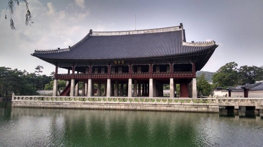 Jiphyeonjeon (Hall of Worthies), also known as the Jade Hall, a royal research institute next to his palace in modern day Seoul.