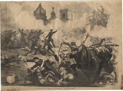 The Second Battle of Rivas.
