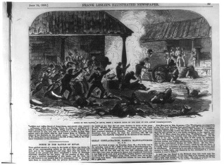 Walker's exploits were followed closely - and often sympathetically - in U.S. newspapers.