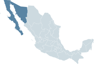 Walker's Republic of Lower California.