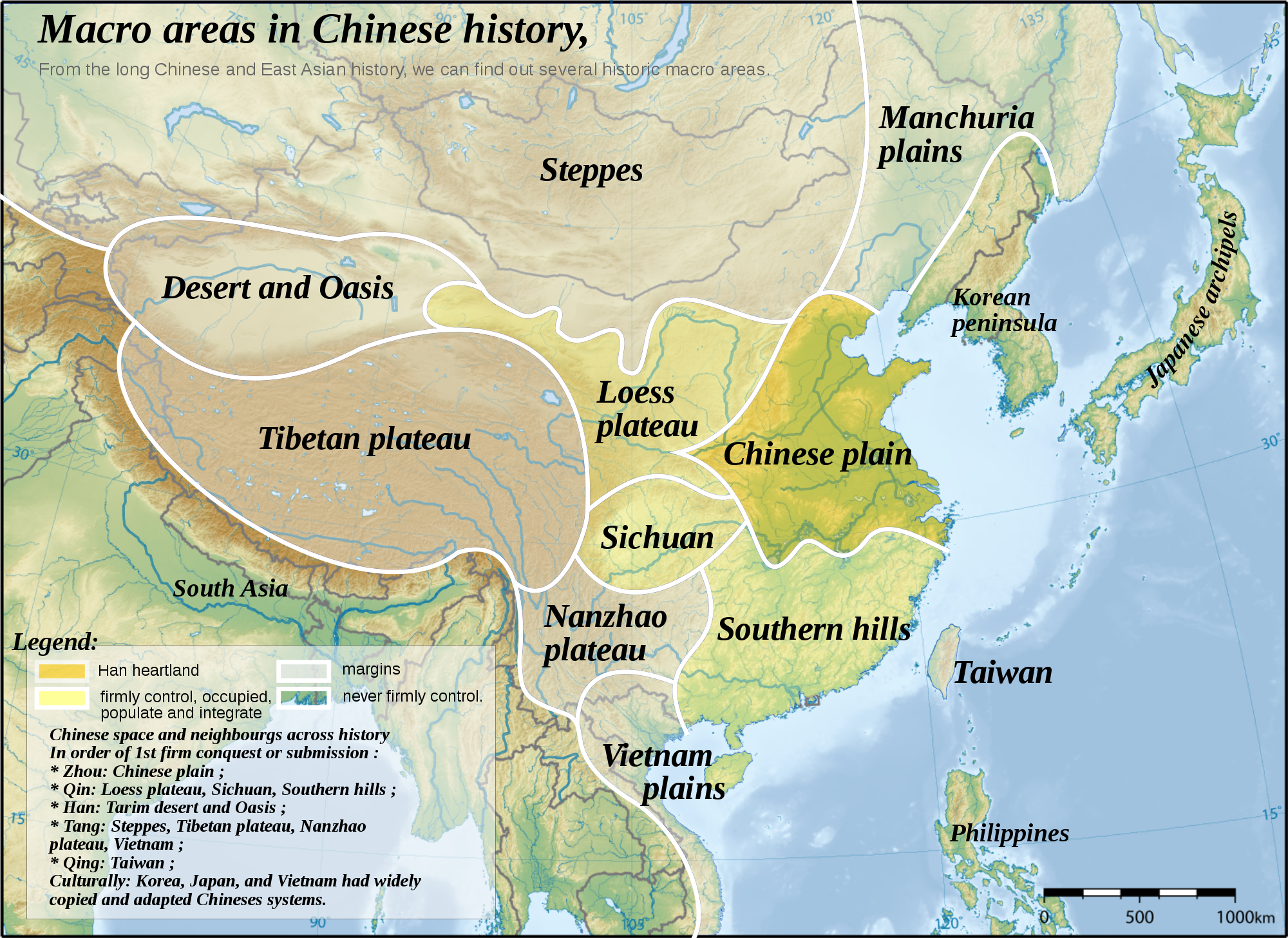 The Great Wall and Borders Beyond Our Control – open ended social ...