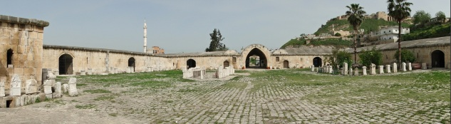 Caravanserai were roadside inns instrumental to the spread of culture and religions such as Buddhism and Islam along the Silk Road.