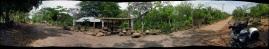 Ometepe village