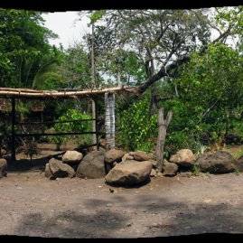 Ometepe village