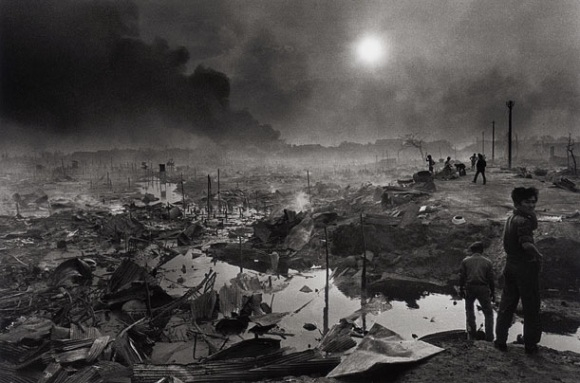 Phnom Penh, January 1st, 1975 in the waning days of the civil war.