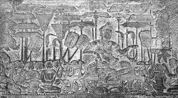 King Suryavarman II.