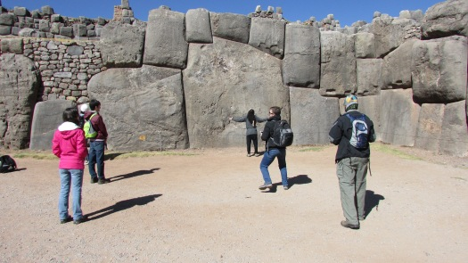 Saksaywaman.
