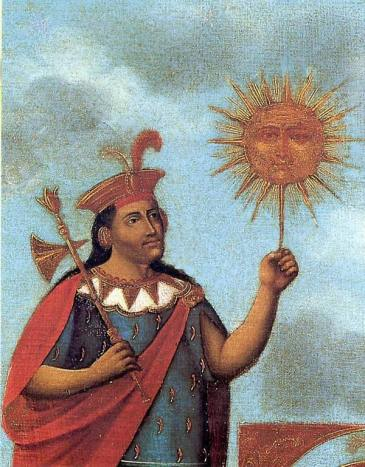 Manco Cápac (Quechua: Manqu Qhapaq,