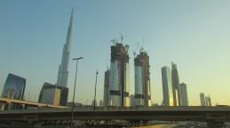 The Burj Khalifa in Dubai (left) is emblematic of the modern United Arab Emirates - fantastic and futuristic, diverse and ultra-modern, all fueled by the deliberate reinvestment of petroleum profit.
