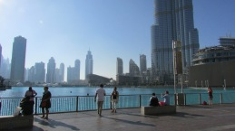 In an effort to diversify its economy, the Emirates are working to become, among other things, a major tourist destination. Tourism accounted for 16% of the GDP in 2010.