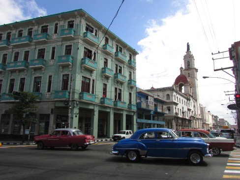 The embargo contributes to the large number of U.S. cars dating from the 1940s and 1950s, with model years ending abruptly around the time of the Cuban Revolution.