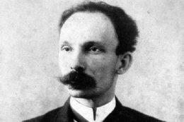 "José Martí (January 28, 1853 – May 19, 1895) was a Cuban national hero. Through his writings and political activity, he became a symbol for Cuba's bid for independence against Spain in the 19th century, and is referred to as the ""Apostle of Cuban Independence."" From adolescence, he dedicated his life to the promotion of liberty, political independence for Cuba, and intellectual independence for all Spanish Americans; his death was used as a cry for Cuban independence from Spain by both the Cuban revolutionaries and those Cubans previously reluctant to start a revolt."