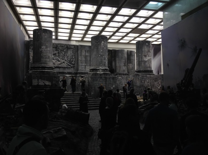 Reichstag Recreation