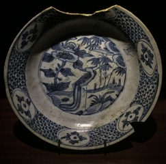 Another fine example of Chinese porcelain recovered from the San Diego. (Manila, Philippines, 2018.)