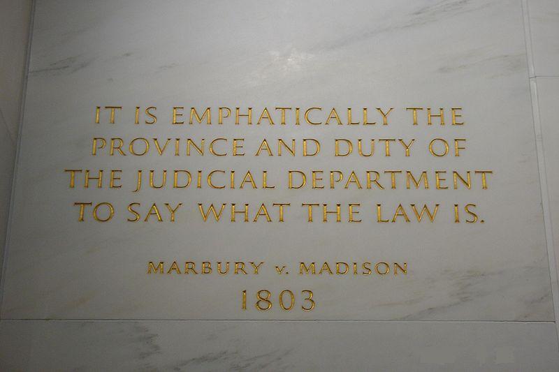 800px-Plaque_of_Marbury_v._Madison_at_SCOTUS_Building