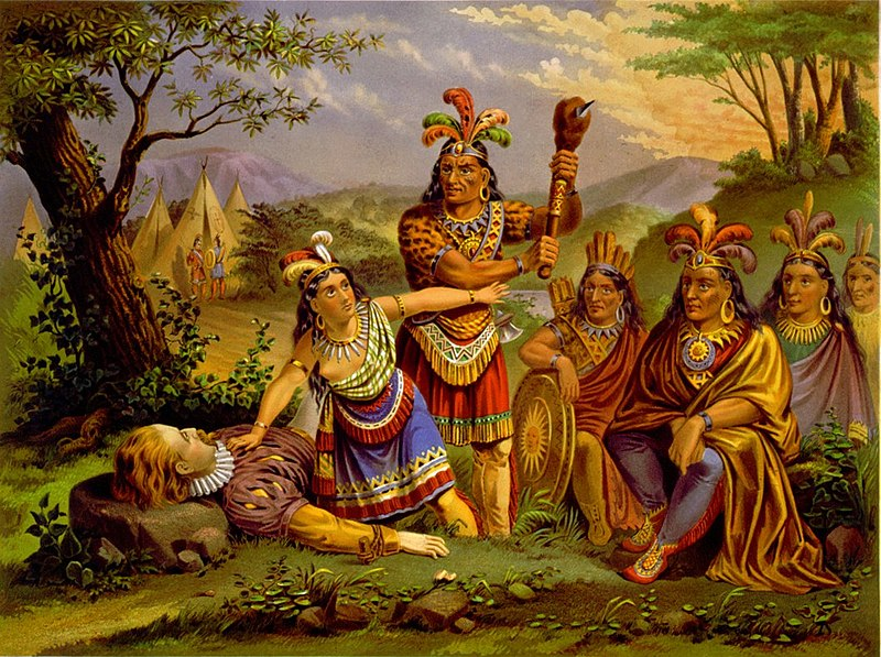 800px-Pocahontas-saves-Smith-NE-Chromo-1870