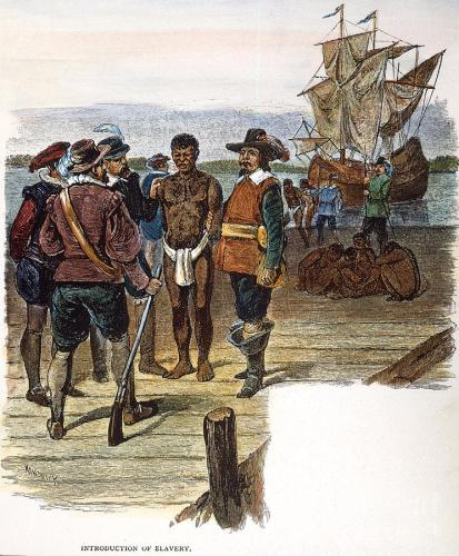 Jamestown 1619