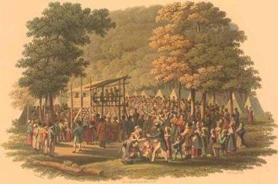 Methodist_camp_meeting_(1819_engraving)