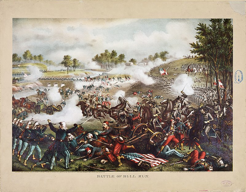 800px-First_Battle_of_Bull_Run_Kurz_&_Allison
