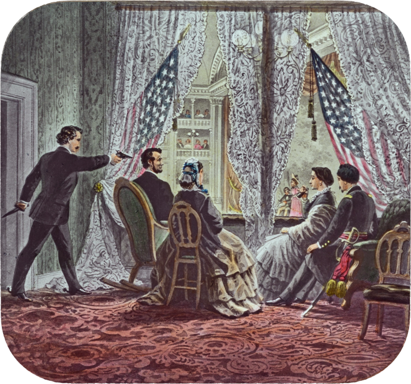 800px-Lincoln_assassination_slide_c1900