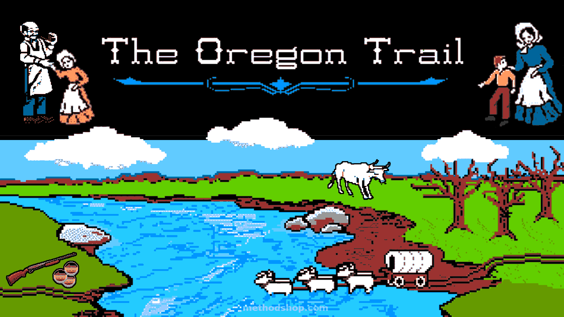 Educational Games: Check Out the Oregon Trail Video Game