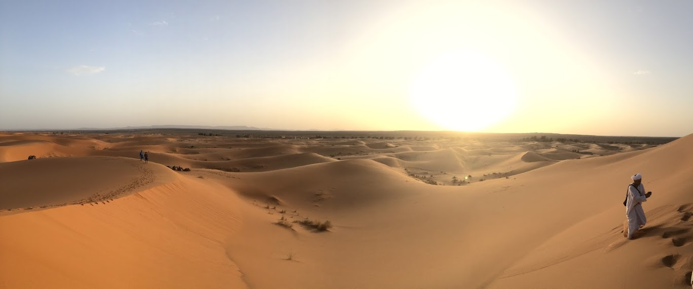 berber desert