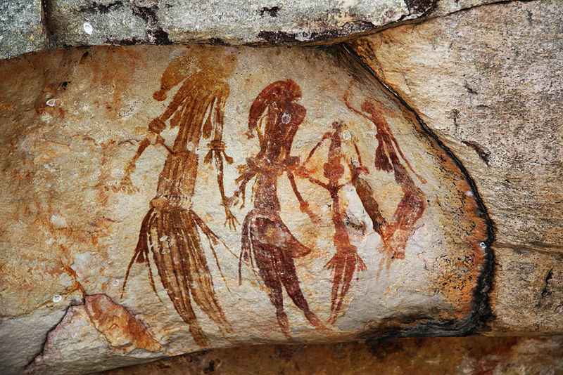 Bradshaw_rock_paintings