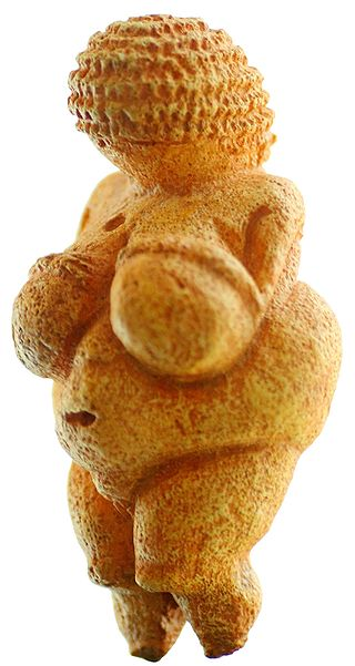 D. Venus of Willendorf.