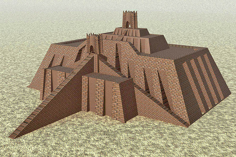 Ziggurat_of_ur
